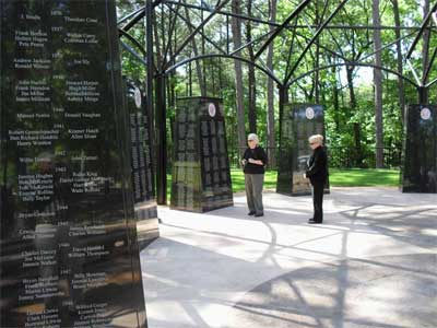 Black Warrior Counsel - Eagle Scout Memorial