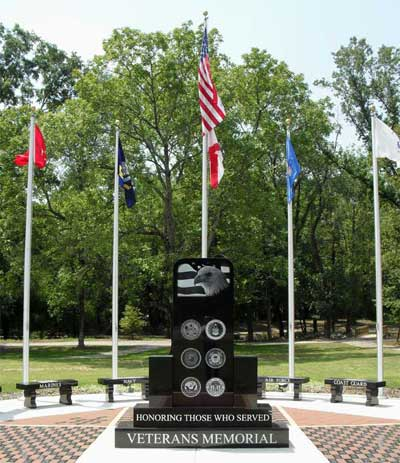 Centerpoint Alabama Veterans Memorial
