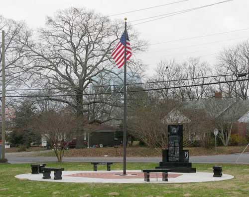 Gardendale Alabama Veterans Memorial
