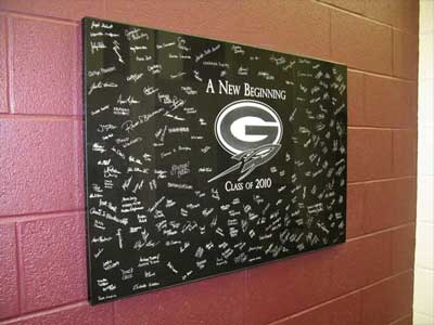 Gardendale High School Seniors Memorial