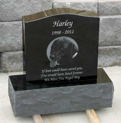 Pet Monument